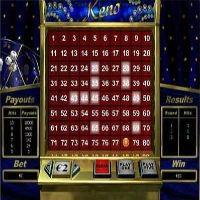 Inter Casino Keno